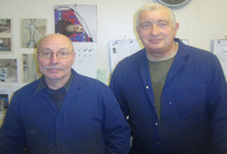 James and Spackman - Metal Spinning and Pressing, Metal Spinners in Kent